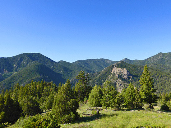 The Eldorado Canyon Trail